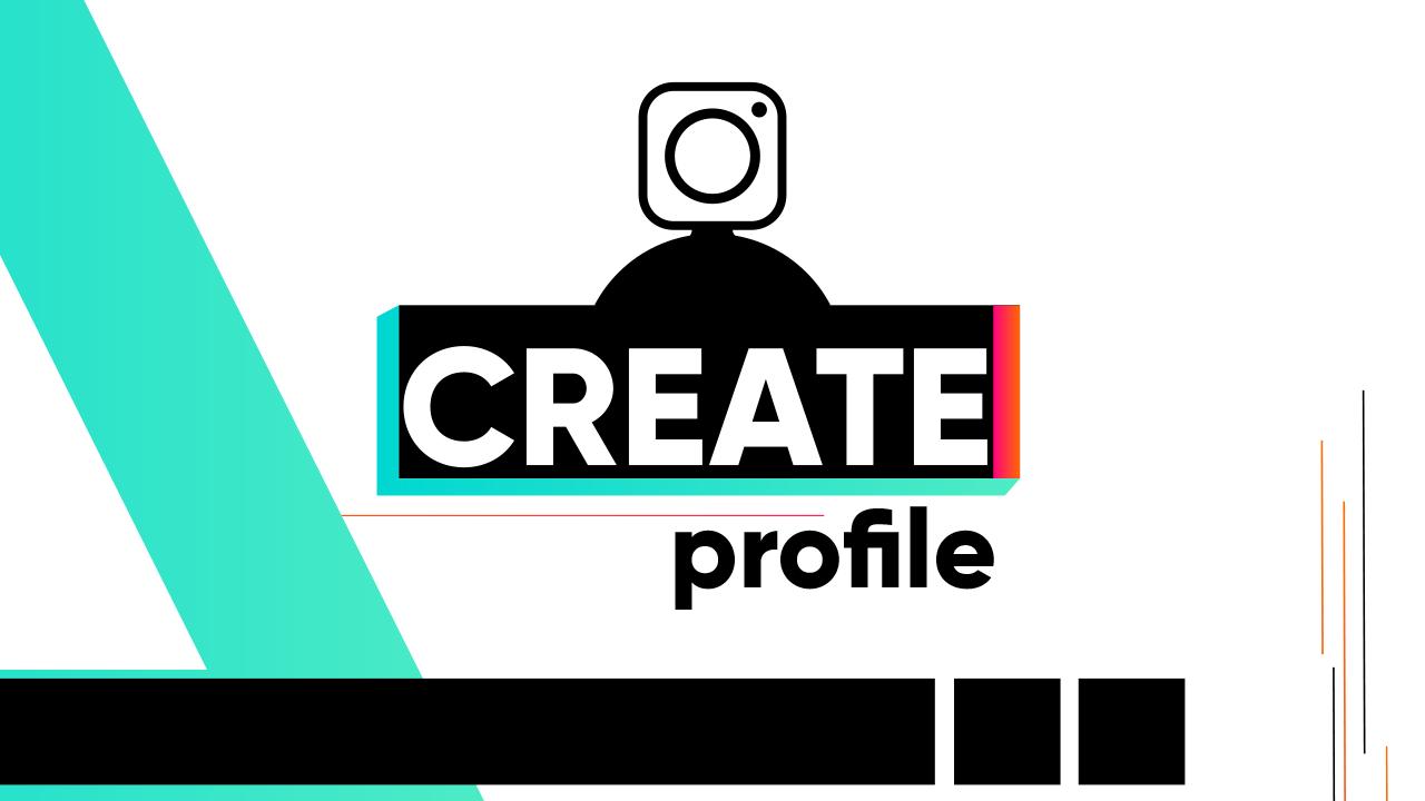 Создание и заполнение аккаунта в Instagram