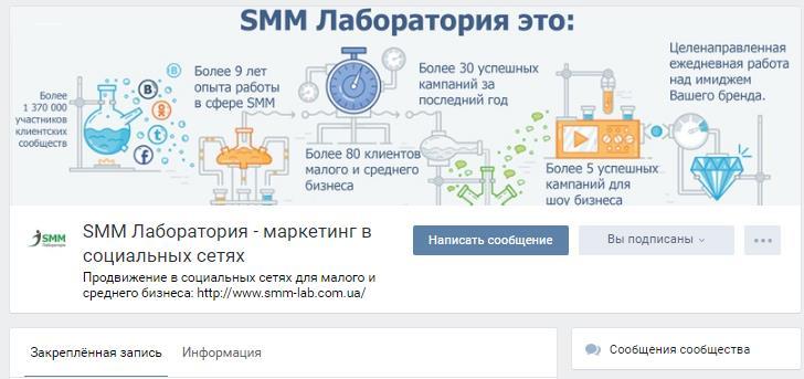 SMM Лаборатория