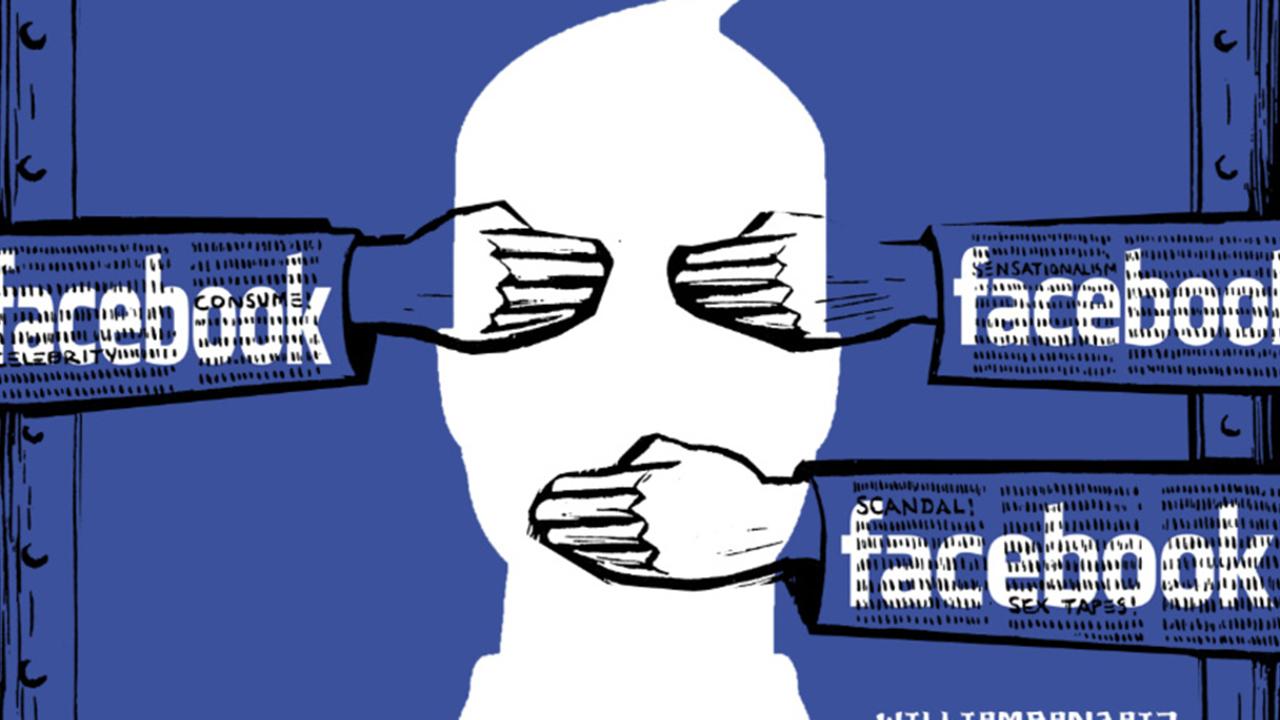 Как заблокировать пользователя на Facebook