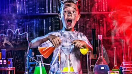 Кейс: Лаборатория Чокнутого Профессора