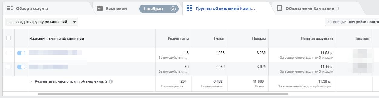 Стоимость подписки в Facebook для Игрового Бара