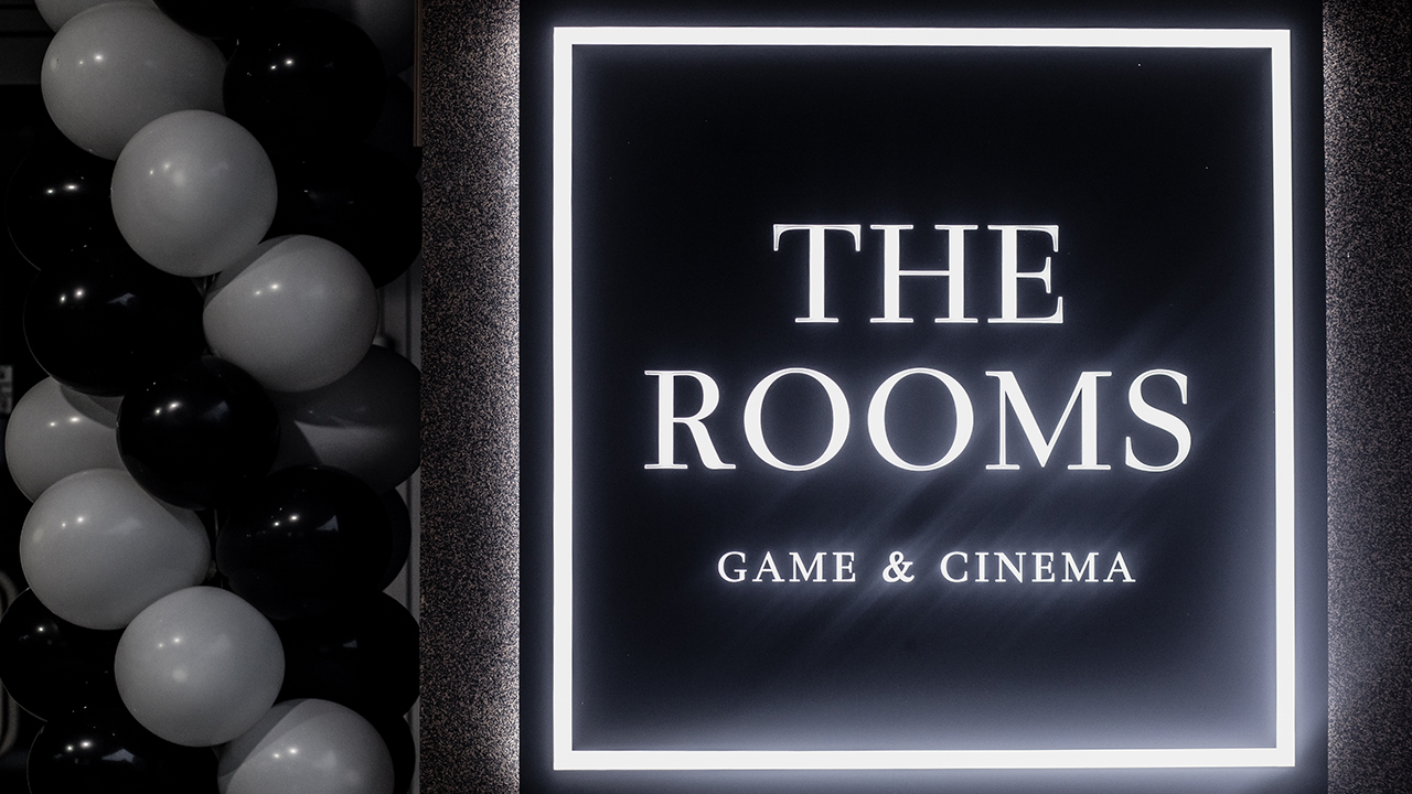 Просування ігрового бару в Києві - The Rooms