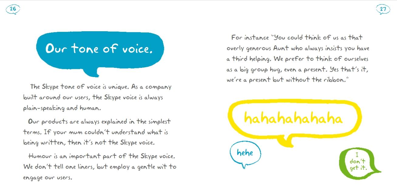 Тональность бренда (Tone of voice): всяк своим голосом скажется