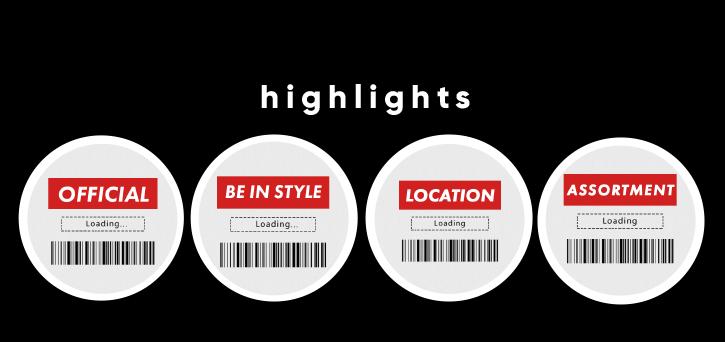 Оформлення highlights для сторіс